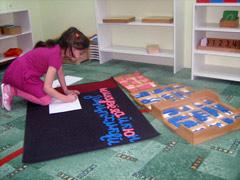 Детский развивающий центр Монтессори Семицветик